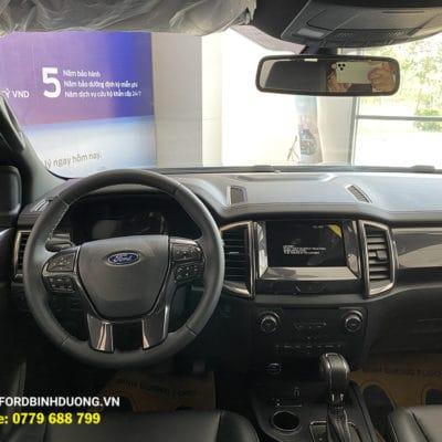 Hình ảnh xe Ford Everest 2021