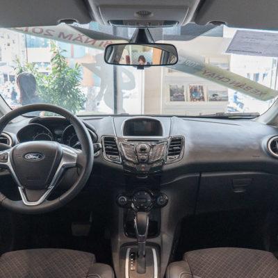 Hình ảnh xe Ford Fiesta 2019