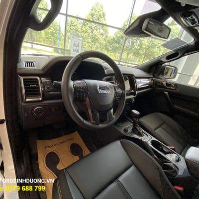 Hình ảnh xe Ford Ranger 2020