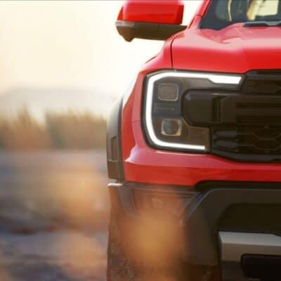 Hình ảnh xe Ford Ranger Raptor 2021