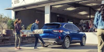 Ford Escape 2020 thiết kế lấy ý tưởng từ Focus và… siêu xe GT kết hợp BMW