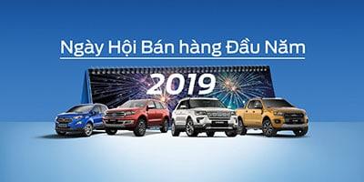 Ngày Hội Bán hàng đầu năm tại Ford Bình Dương từ tháng 02-03/2019
