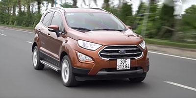 [REVIEW XE] Ford EcoSport: Đáng đồng tiền bát gạo