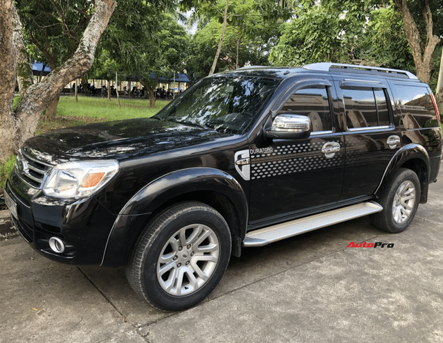 ford everest 2013 sang trong