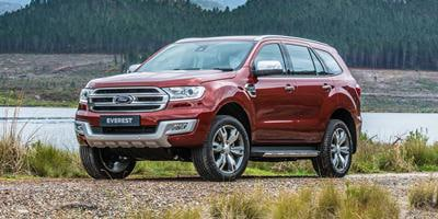 ford everest 2019 news
