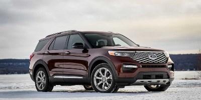 Ford Explorer 2020 lột xác hoàn toàn, giá từ 33.000 USD