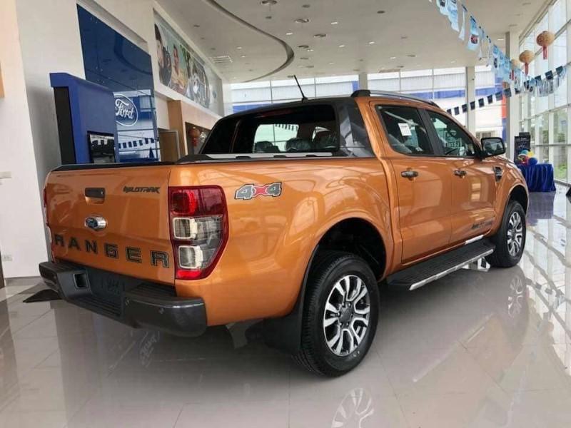 ford ranger 2019 back