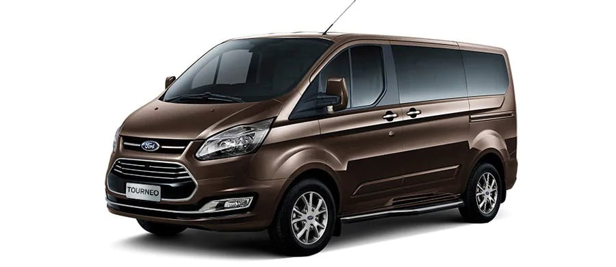 Ford Tourneo 2021