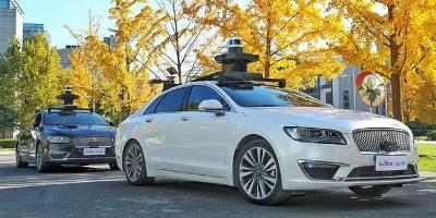Ford và Baidu sắp thử nghiệm xe tự lái tại Trung Quốc