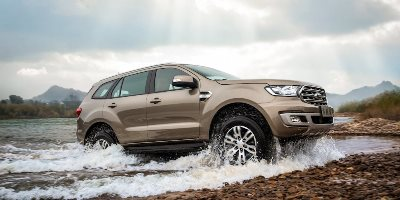 new ford everest feature image
