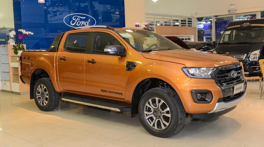 Ford Ranger 2019 3