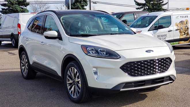 Ford Escape 2020 ve Viet Nam chinh thuc nhan dat coc 1