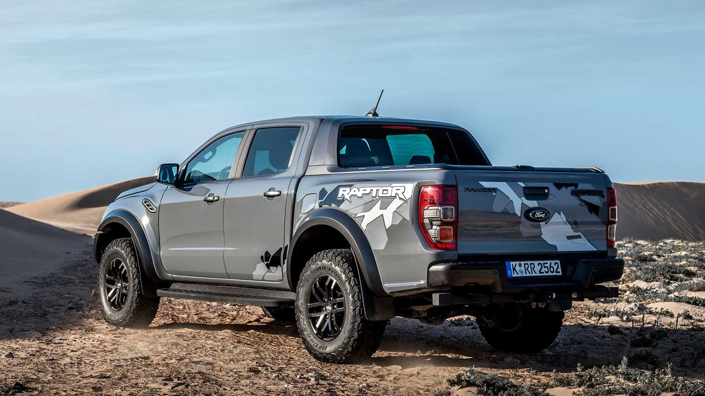2019 ford ranger raptor im test 30