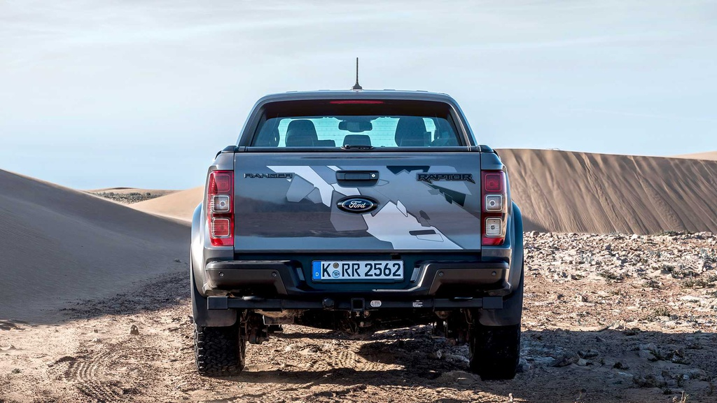 2019 ford ranger raptor im test 33