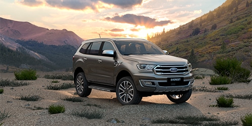 ford everest 2020 news