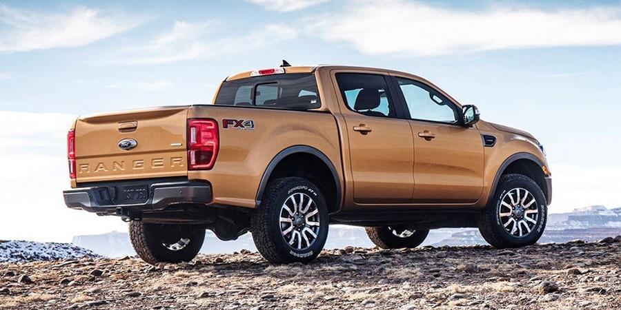 Ford sắp ra mắt bán tải mới – Nền tảng Focus, nhỏ hơn Ranger