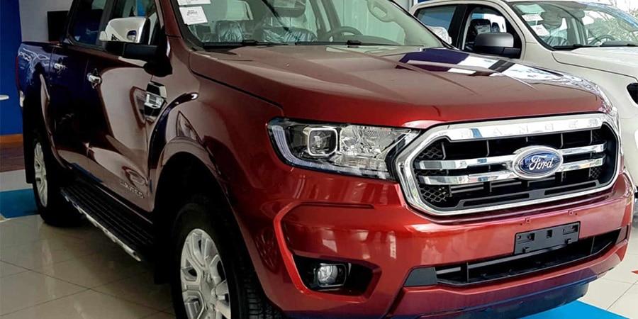 Ford Ranger Limited 2020 nhập khẩu nguyên chiếc từ Thái Lan tại Ford Bình Dương