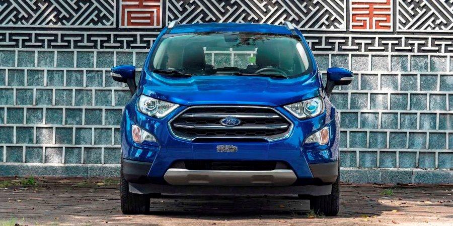 Bảng giá xe Ford tháng 10/2020: Ford Ecosport mới vừa ra mắt đã nhận ưu đãi khủng