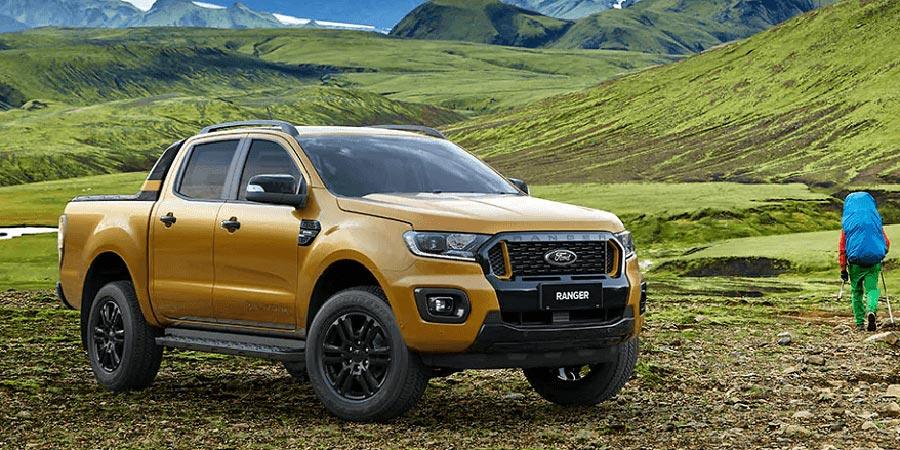 Ford Ranger 2021 chính thức chốt giá tại Việt Nam