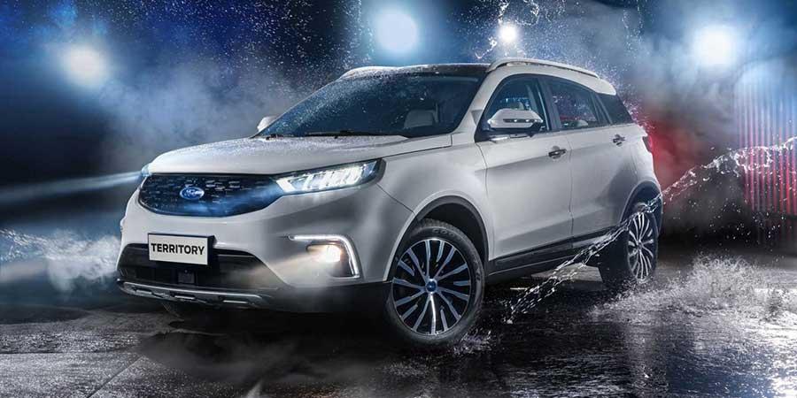 Ford Territory 2021: Sắp ra mắt Việt Nam, giá khoảng 700 triệu đồng